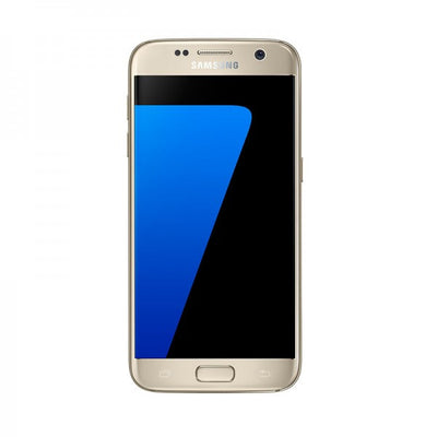 Samsung Galaxy S7 (32gb, Gold Platinum, Local Stock)-Smartphones (New)-Connected Devices
