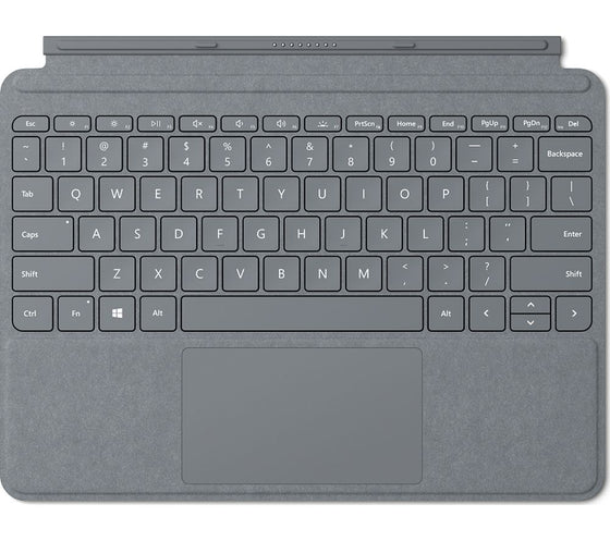 Microsoft Surface GO Signature Type Cover (Platinum, Special Import)