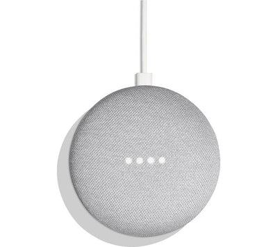 Google Home Mini (Chalk , Special Import)-Connected Home - Speakers-Connected Devices