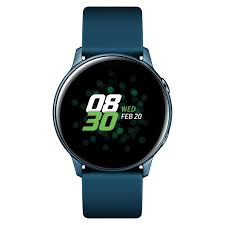 Samsung Galaxy Watch Active (WiFi, Green, Special Import)