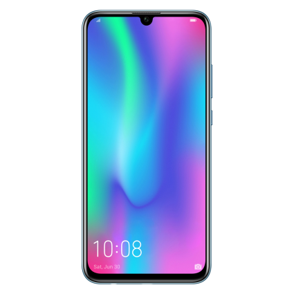 Huawei Honor 10 Lite (64GB, Dual Sim, Black, Special Import)-Smartphones (New)-Connected Devices