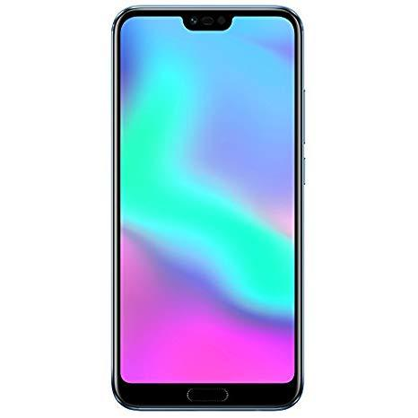 Huawei Honor 10 (64GB, Dual Sim, Grey, Special Import)-Smartphones (New)-Connected Devices