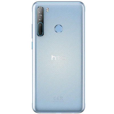 HTC Desire 20 Pro (128GB, 6GB RAM, Dual Sim, Crystal Blue, Special Import)-Smartphones (New)-Connected Devices
