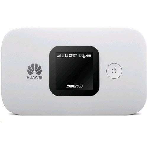 Huawei E5577 Mobile Wi-Fi (LTE, Wi-Fi, CAT4, White, Special Import)