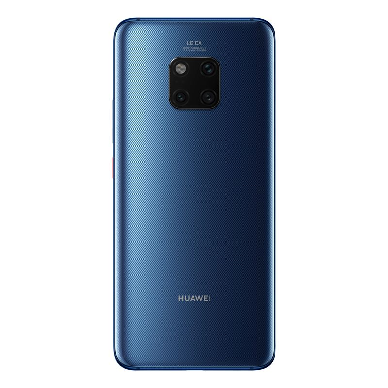 Huawei Mate 20 Pro (128GB, Blue, Dual Sim, Special Import)-Smartphones (New)-Connected Devices