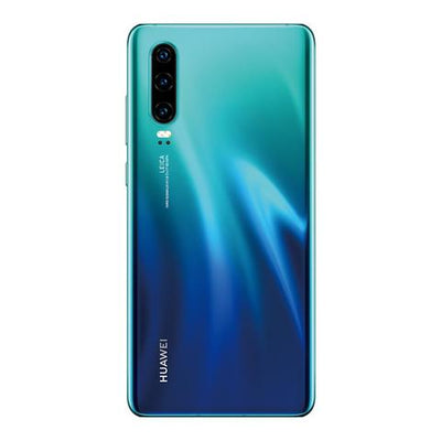 Huawei P30 (128GB, Single Sim, Aurora Blue, Local Stock)