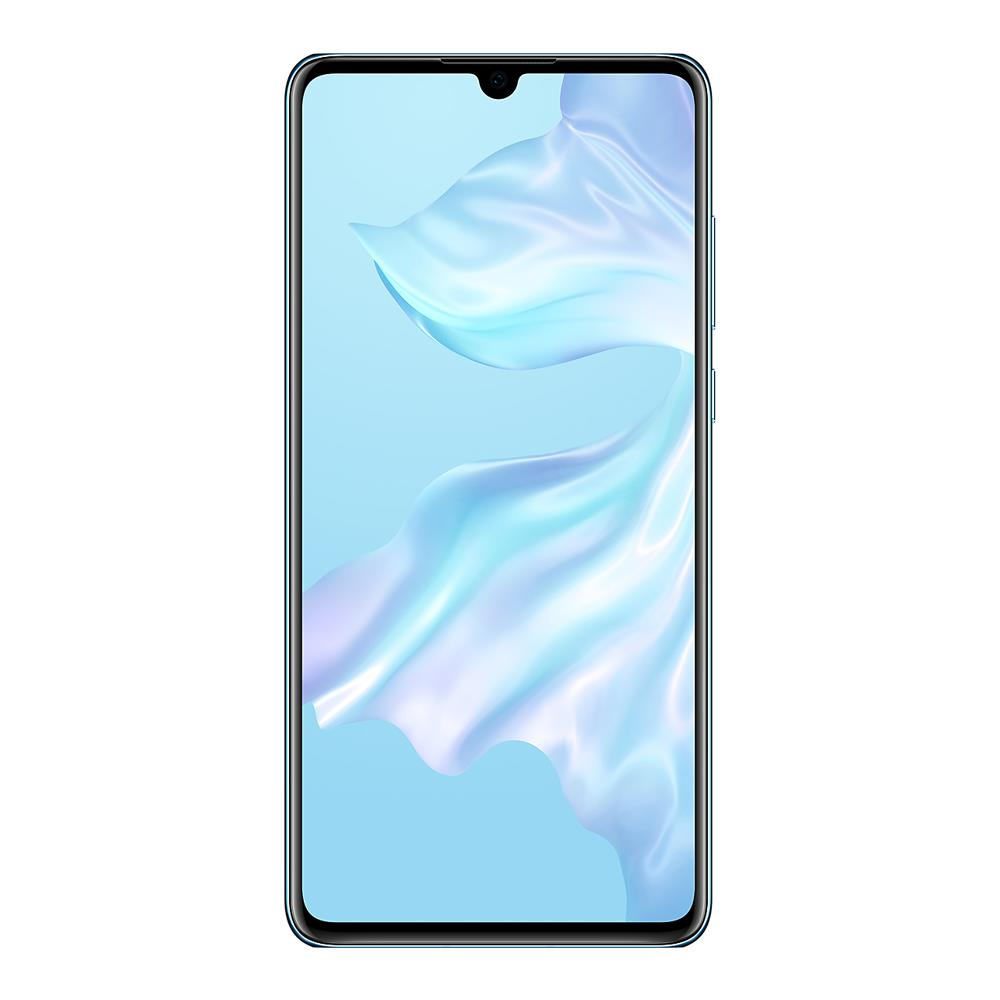 Huawei P30 (128GB, 6GB RAM, Dual Sim, Breathing Crystal, Special Import)-Smartphones (New)-Connected Devices