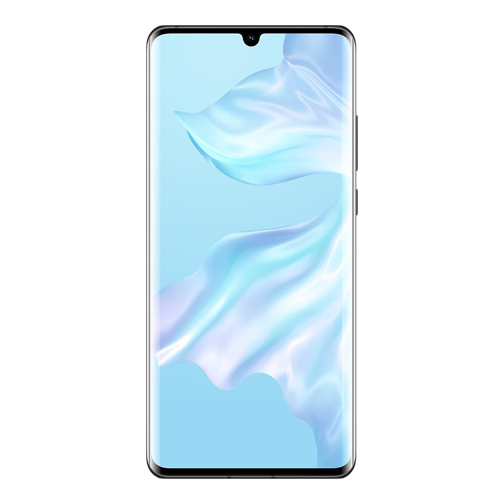 Huawei P30 Pro (256GB, 8GB RAM, Dual Sim, Black, Special Import)-Smartphones (New)-Connected Devices