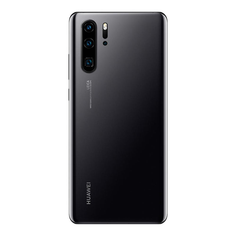Huawei P30 Pro (128GB, 8GB RAM, Dual Sim, Black, Special Import)-Smartphones (New)-Connected Devices