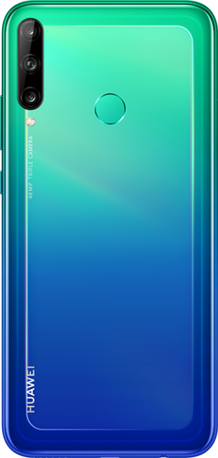 Huawei P40 Lite E (64GB, 4GB RAM,Dual Sim, Blue, Special Import)-Smartphones (New)-Connected Devices