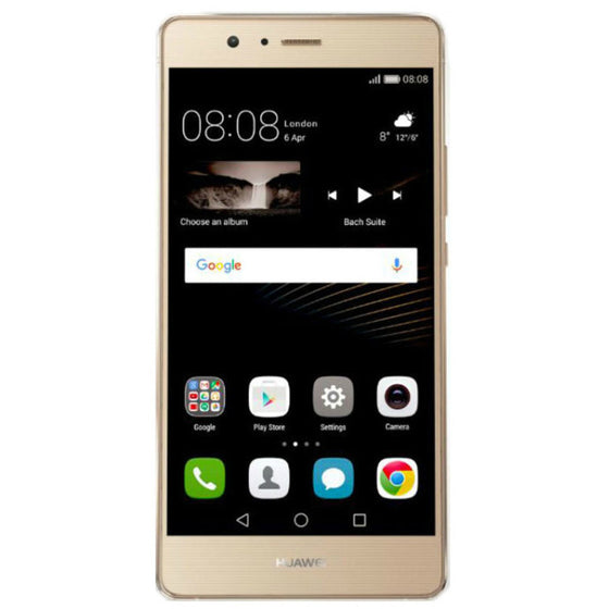 Huawei P9 Lite (16GB, Gold, Dual Sim, Special Import)
