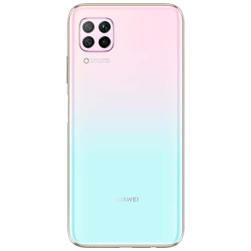Huawei P40 Lite (128GB, Dual Sim, Pink, Special Import)-Smartphones (New)-Connected Devices