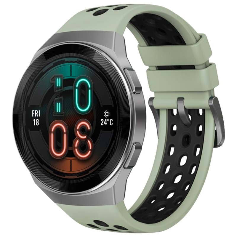 Huawei Watch GT 2e (46mm, Bluetooth, Mint Green, Special Import)