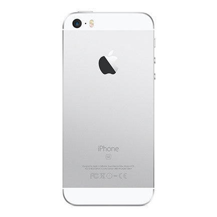 Apple iPhone SE (64GB, Silver, Local Stock)