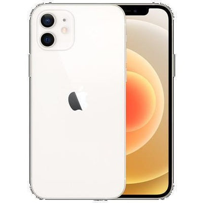 Apple iPhone 12 5G (256GB, Dual Sim, White, Special Import)-Smartphones (New)-Connected Devices