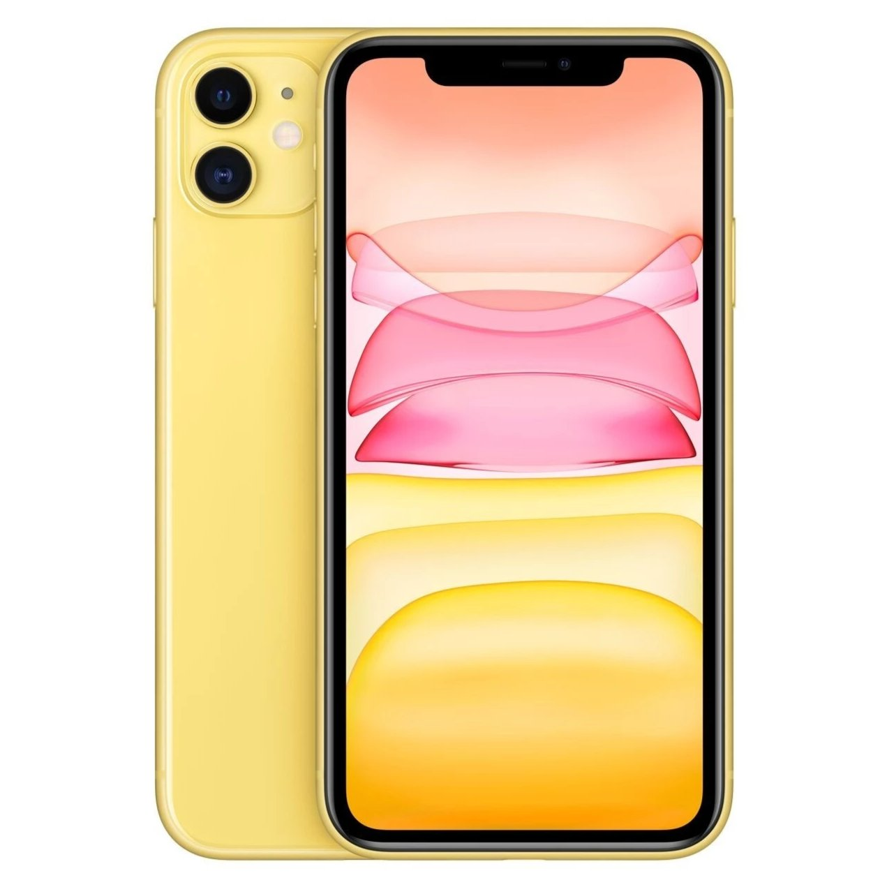 Apple iPhone 11 (256GB, Yellow, Local Stock)-Smartphones (New)-Connected Devices