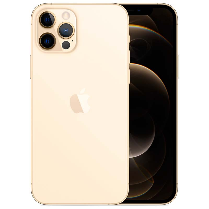 Apple iPhone 12 Pro Max 5G (512GB, Dual Sim Gold, Special Import)-Smartphones (New)-Connected Devices
