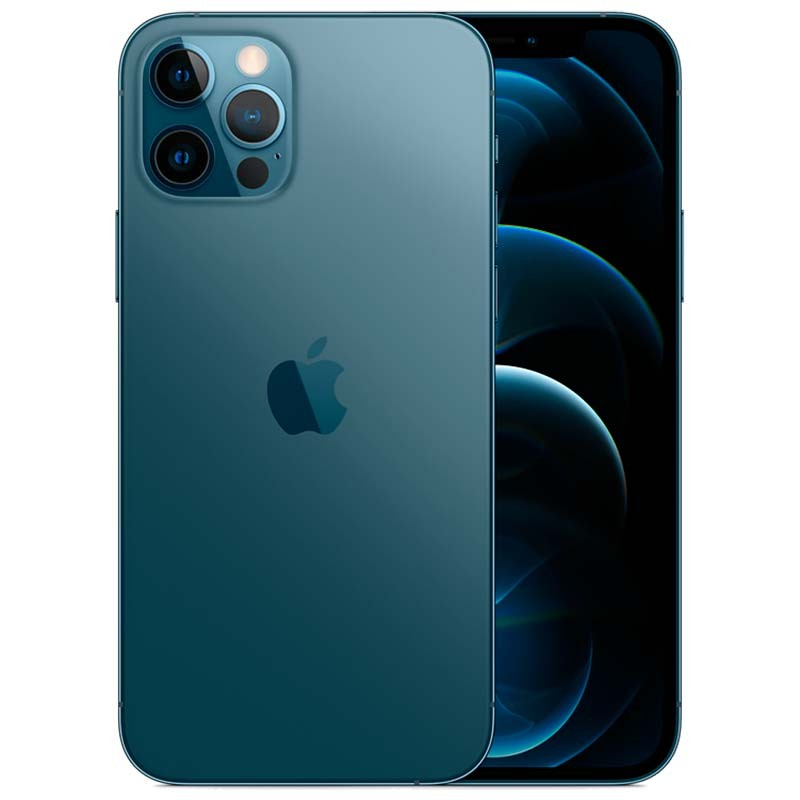 Apple iPhone 12 Pro Max 5G (512GB, Dual Sim Blue, Special Import)-Smartphones (New)-Connected Devices
