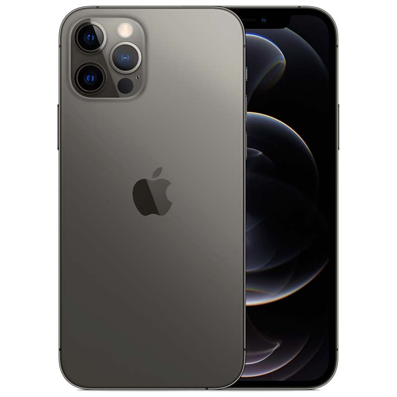 Apple iPhone 12 Pro Max 5G (512GB, Dual Sim Graphite, Special Import)-Smartphones (New)-Connected Devices