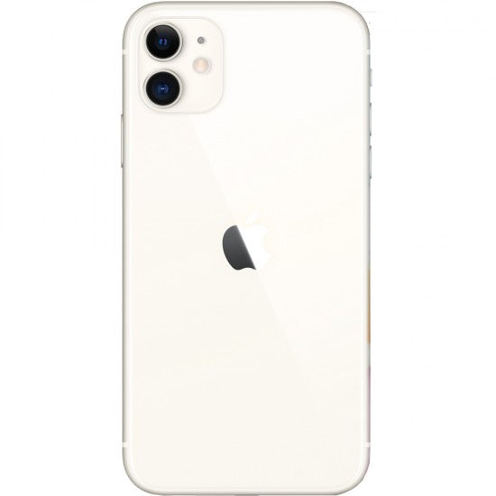 Apple iPhone 11 (128GB, White, Local Stock)