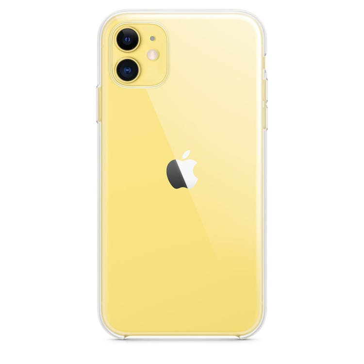 Apple iPhone 11 (128GB, Yellow, Local Stock)-Smartphones (New)-Connected Devices