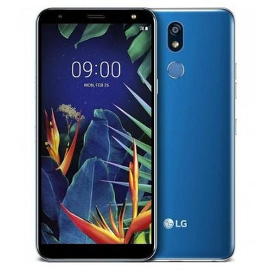 LG K40 (Pre-Owned, 32GB, Dual Sim, Blue, Special import)-Smartphones (Open Box)-Connected Devices