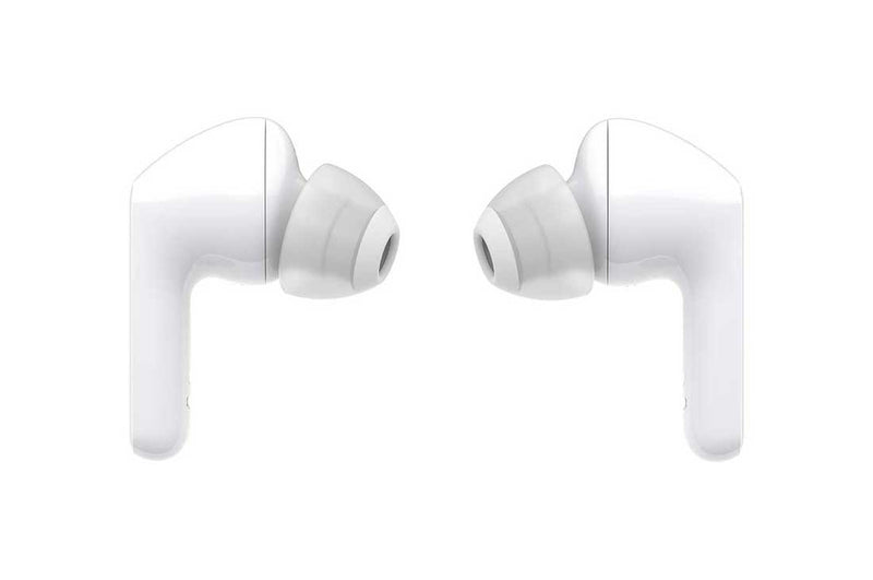 LG Earbuds TONE free (Bluetooth, Stereo, White, Special Import)-Wearables (New)-Connected Devices