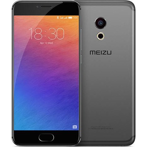 Meizu Pro 6  Dual Sim (32GB, Grey, Local Stock)