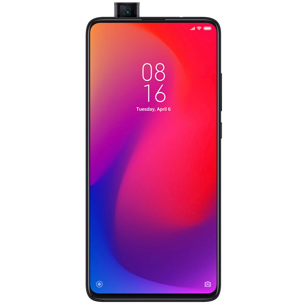 Xiaomi Mi 9T Pro (128GB, Dual Sim, Black, Special Import)-Smartphones (New)-Connected Devices