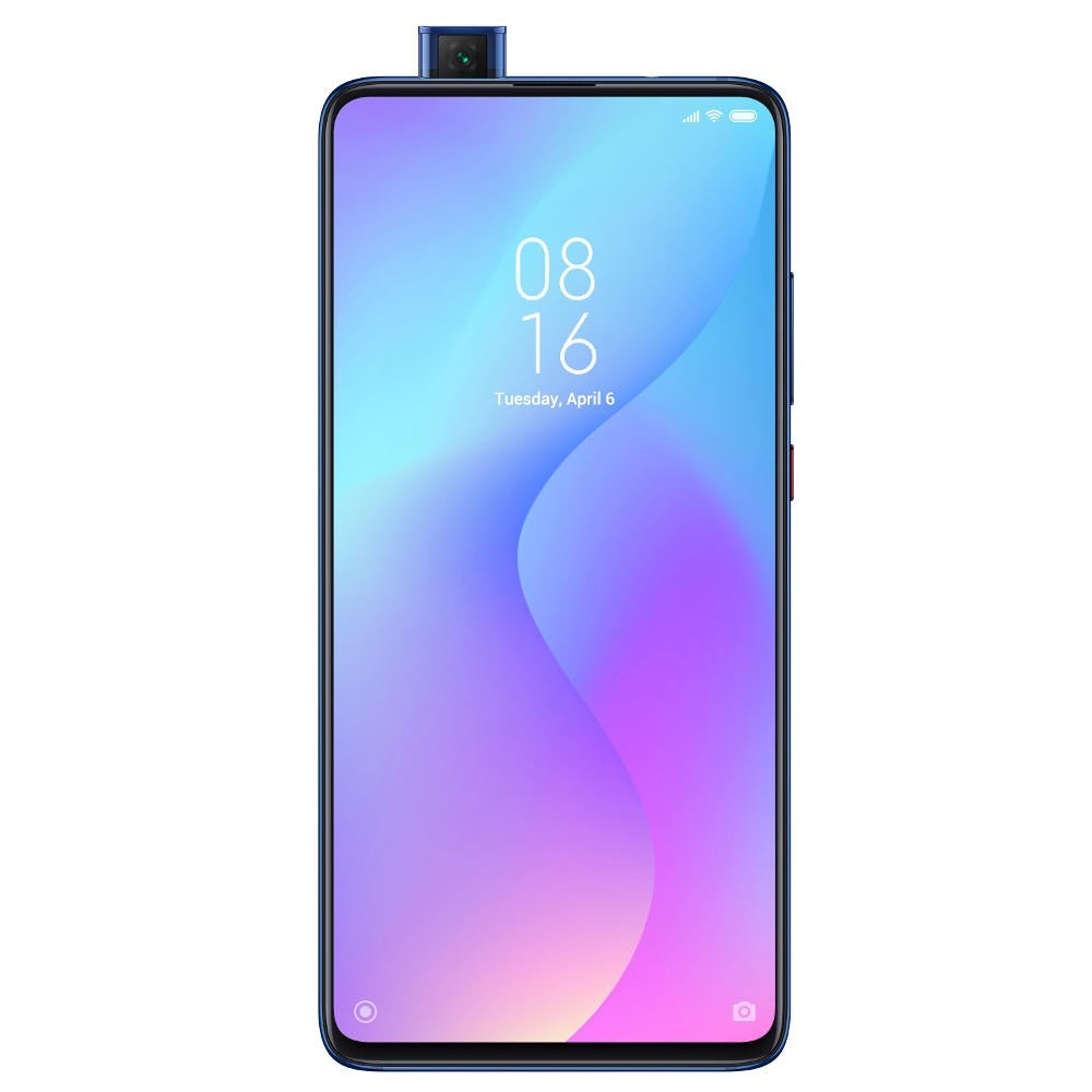 Xiaomi MI 9T (64GB, 6GB RAM, Dual Sim, Blue, Special Import)-Smartphones (New)-Connected Devices