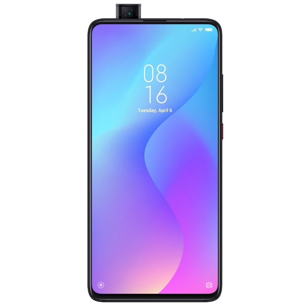 Xiaomi MI 9T (128GB, 6GB RAM, Dual Sim, Black, Special Import)-Smartphones (New)-Connected Devices