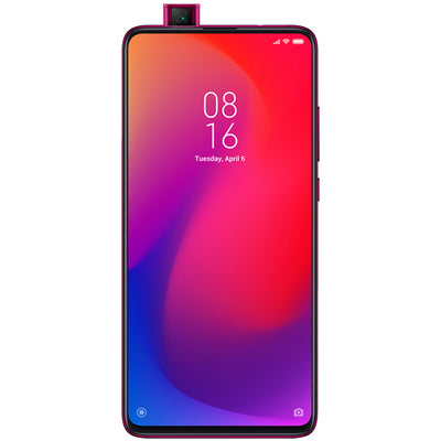 Xiaomi Mi 9T Pro (128GB, Dual Sim, Red, Special Import)-Smartphones (New)-Connected Devices