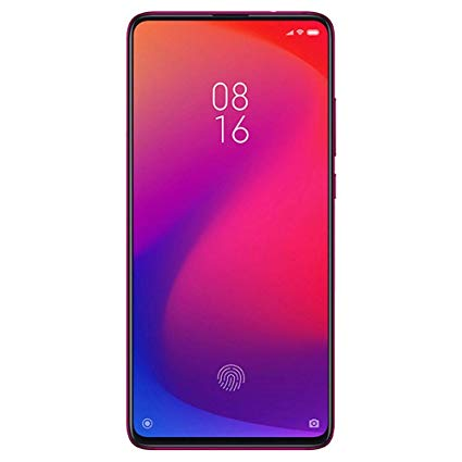 Xiaomi Mi 9T (128GB, Dual Sim, Red, Special Import)-Smartphones (New)-Connected Devices