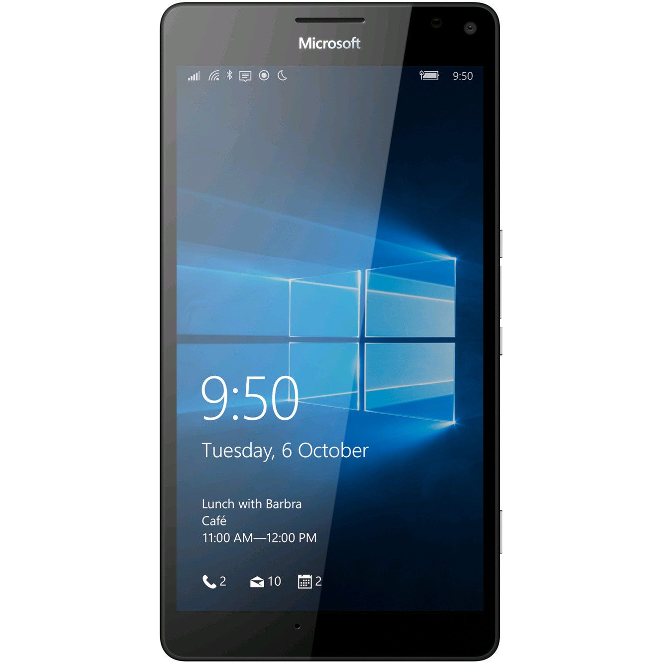 Microsoft Lumia 950XL (Pre-Owned, 32GB, Black, Special Import)