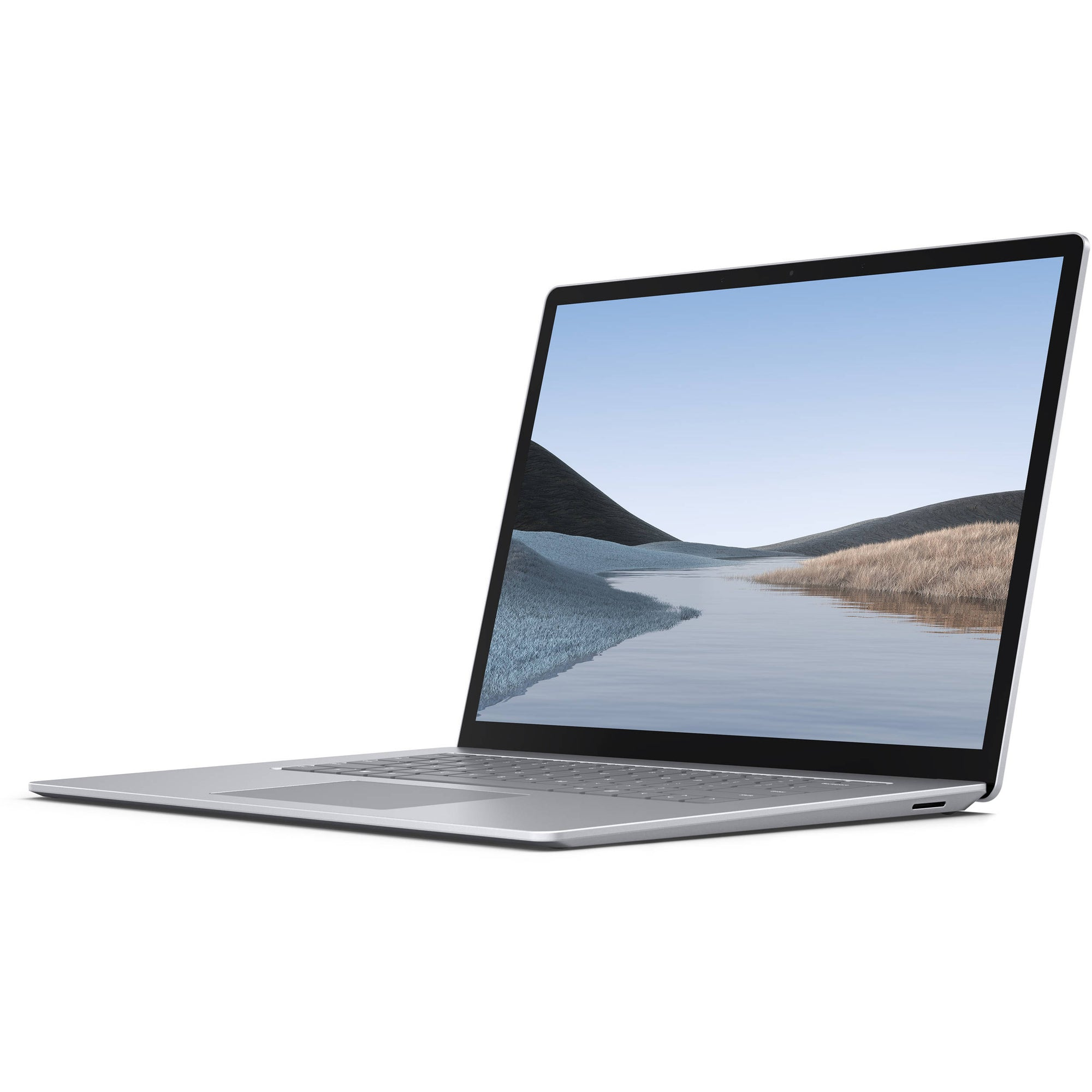 Microsoft Surface Laptop 1st Gen (i5, 8GB, 256GB,Silver, Special Import, Open box)-Tablets (New)-Connected Devices