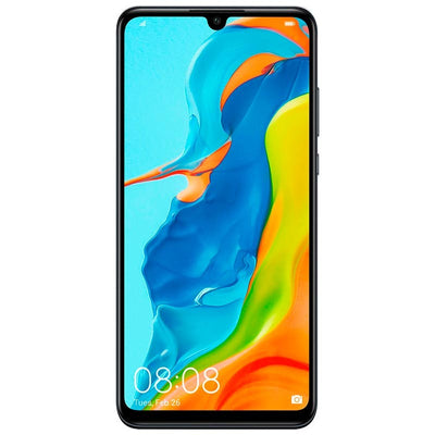Huawei P30 Lite New Edition (256GB, Dual Sim, Black, Special Import)-Smartphones (New)-Connected Devices