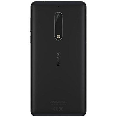 Nokia 5 (16GB/2GB, Matte Black, Single Sim, Local Stock)-Smartphones (New)-Connected Devices