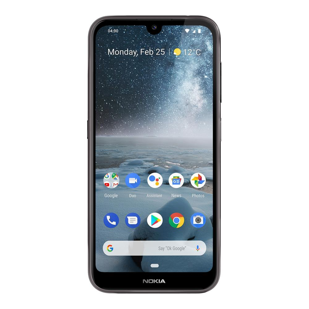 Nokia 4.2 (32GB, Dual Sim, Black, Special Import)-Smartphones (New)-Connected Devices