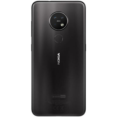 Nokia 7.2 (2019, 128GB, Dual Sim, Charcoal, Special Import)-Smartphones (New)-Connected Devices