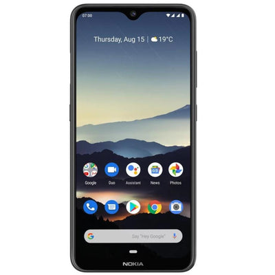 Nokia 7.2 (2019, 128GB, Dual Sim, Charcoal, Special Import)