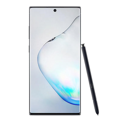 Samsung Galaxy Note 10 (256GB, Dual Sim, Aura Glow, Special Import)-Smartphones (New)-Connected Devices