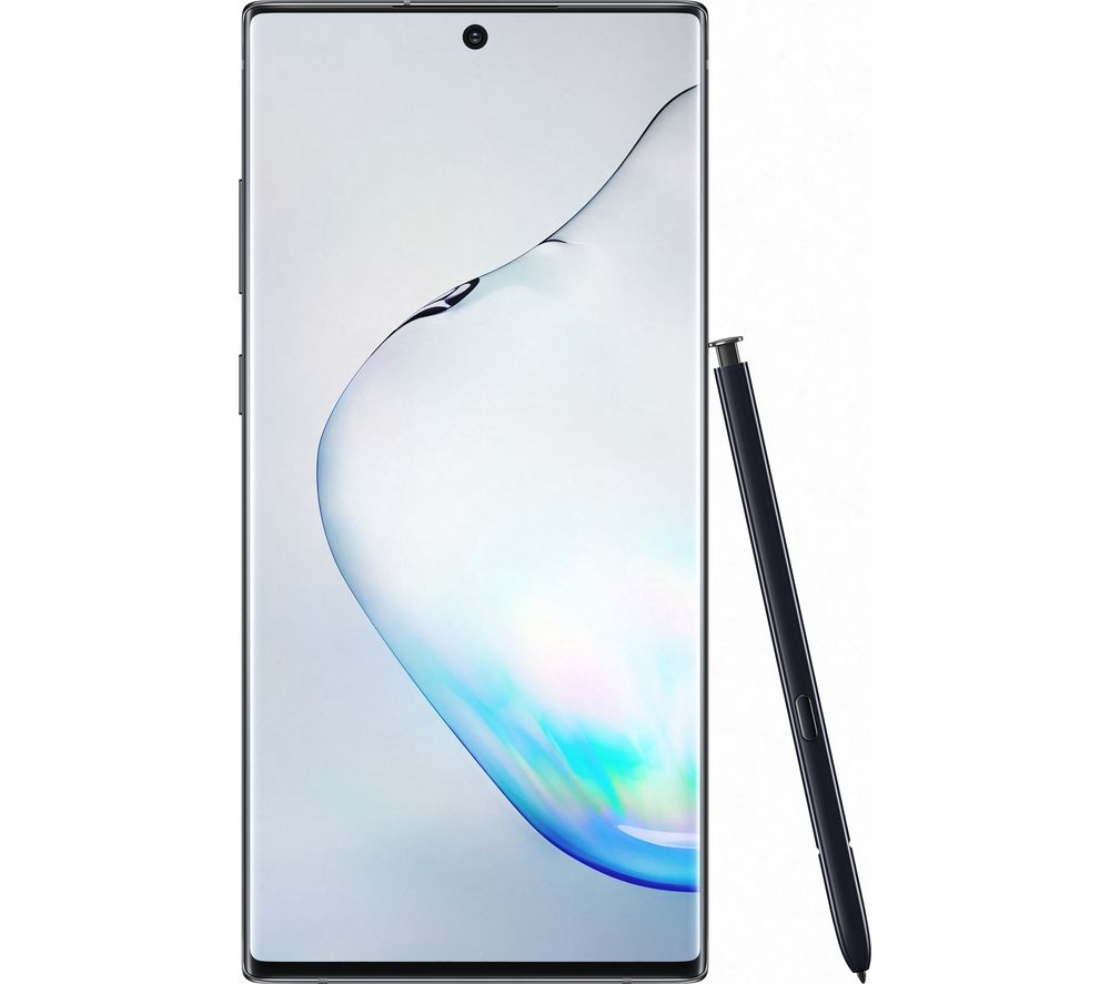 Samsung Galaxy Note 10 (256GB, Single Sim, Aura Black, Local Stock)-Smartphones (New)-Connected Devices