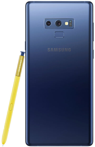 Samsung Galaxy Note 9 (512GB, Single Sim, Ocean Blue, Local Stock)-Smartphones (New)-Connected Devices