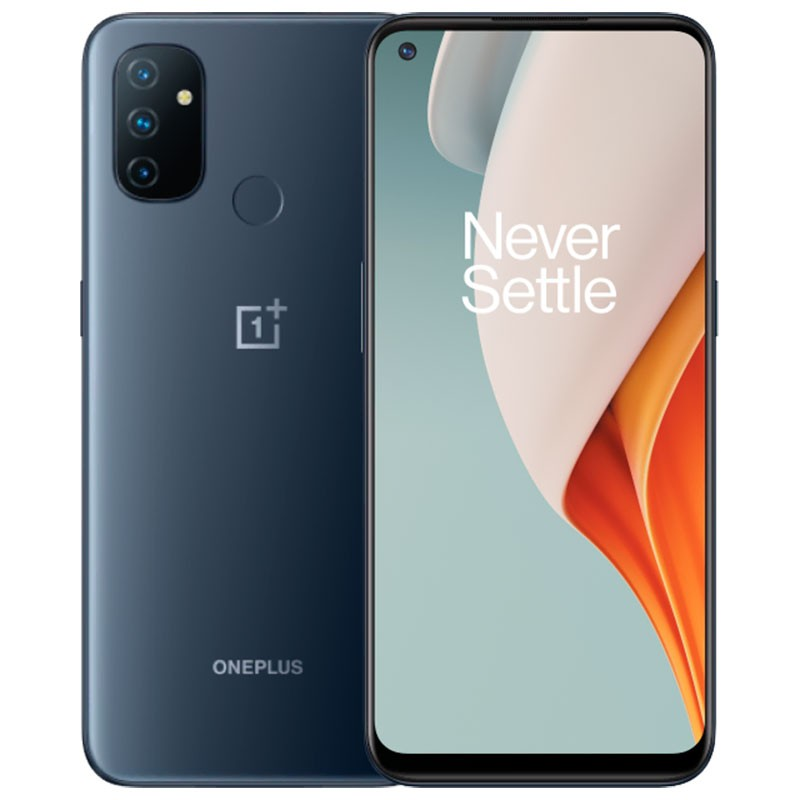 OnePlus Nord N100 (64GB, Dual Sim, Midnight Frost, Special Import)