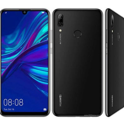 Huawei P Smart (2019, 64GB, Dual Sim, Black, Local Stock)-Smartphones (New)-Connected Devices
