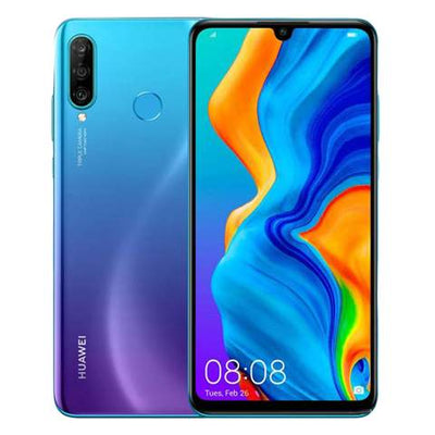 Huawei P30 Lite (128GB, Dual Sim, Blue, Local Stock)-Smartphones (New)-Connected Devices