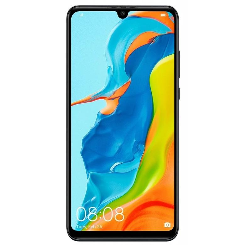 Huawei P30 Lite (128GB, Dual Sim, Blue, Special Import)-Smartphones (New)-Connected Devices