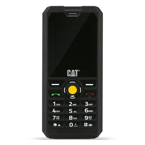 CAT B30 (Dual Sim, Black, Special Import)