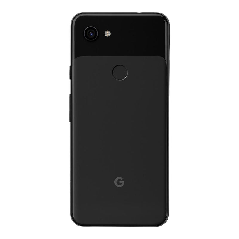 Google Pixel 3a (64GB, Just Black, Special Import)-Smartphones (New)-Connected Devices