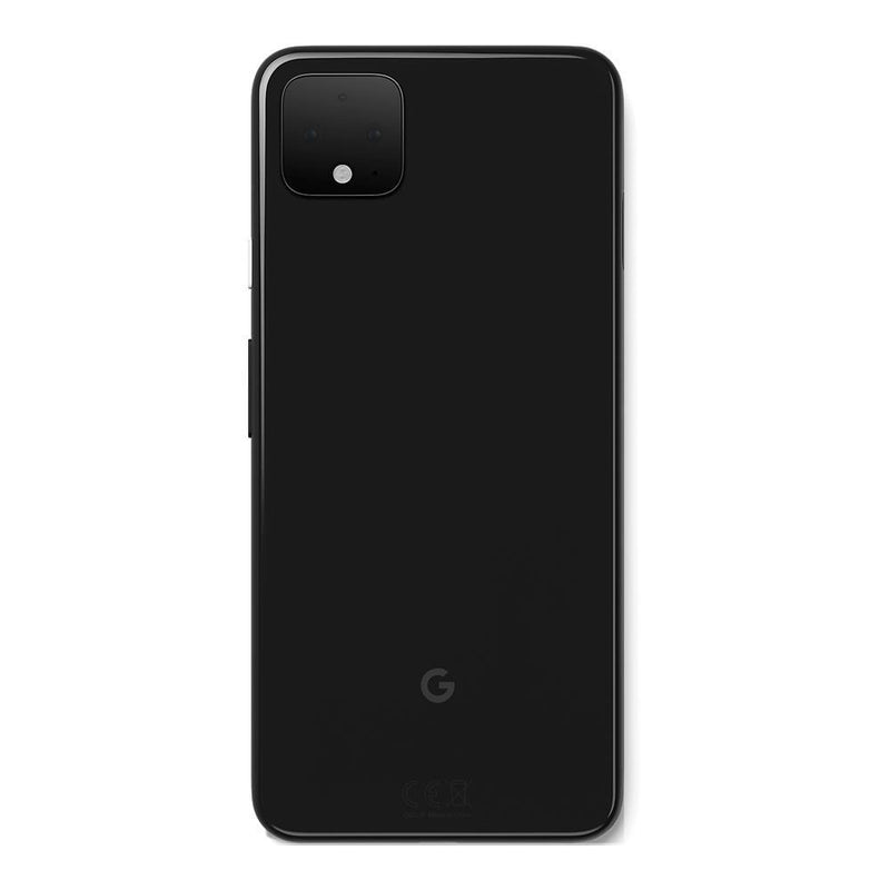 Google Pixel 4 XL (128GB, Just Black, Special Import)